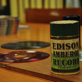Early sound recording formats