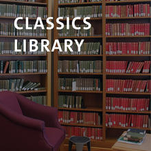 Classics Library, Loeb Classical Library editions
