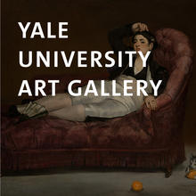 Yale University Art Gallery, painting of reclining young woman