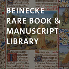 Beinecke Rare Book and Manuscript Library, illuminated manuscript in early Gothic bookhand