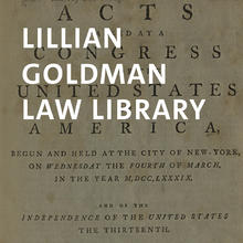 Law Library, title page of Acts Passed at a Congress
