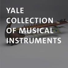 Yale Collection of Musical Instruments, stringed instrument in the shape of peacock