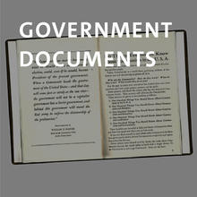 Government documents, HUAC document about Communism